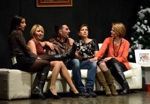 "Lamezia Terme – Successo per la commedia ""Ricette d'amore"""