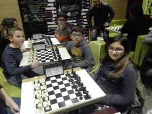 Ottimi risultati per il torneo scacchi Csen McDonald's