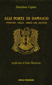 """Sebastiano Caputo in Calabria per presentare il suo libro """"Alle porte di Damasco. Viaggio nella Siria che resiste"""""""