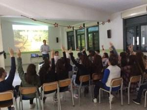 "Arpacal: ""Lezioni di ambiente"" agli studenti di Torre di Ruggiero"