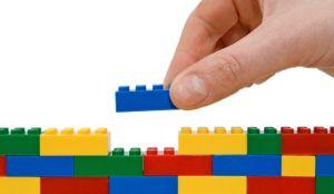 Mattoncini Lego sono sempre più diseducativi