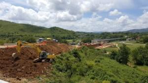 Trasversale delle Serre, deciso avanzamento dei lavori sul viadotto Sant'Antonio