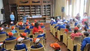 """""""Sulle ali de La Rondine"""": si è chiuso il ciclo di letture per bambini alla Biblioteca comunale di Catanzaro"""