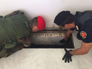 Scoperto dai carabinieri un bunker per latitanti