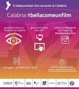 #bellacomeunfilm, la promozione territoriale parte dai social