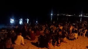Soverato – Bellissima serata in riva al mare