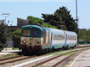 Ferrovia Jonica – Nuovo InterCity RC-TA in vista?
