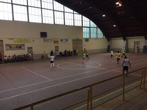 Il Club Quadrifoglio sconfitto dalla selezione locale del Sorbo S. Basile