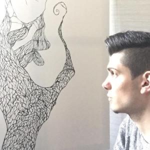 """Intervista a Cristian Mancuso in arte """"Crimasso"""""""