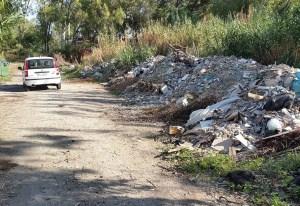Isca sullo Ionio – Due discariche abusive sequestrate dalla Guardia Costiera di Soverato
