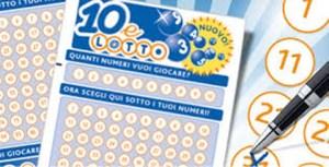 Vinti in Calabria oltre 42mila euro con il 10eLotto