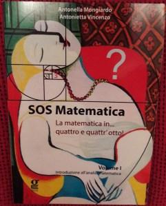 """In libreria """"Sos matematica"""" il nuovo libro di Antonella Mongiardo"""