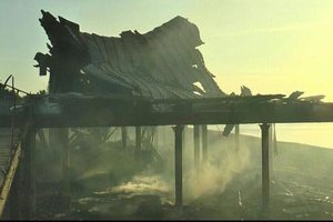 Incendio lido a Squillace, nota del sindacato italiano balneari della provincia di Catanzaro