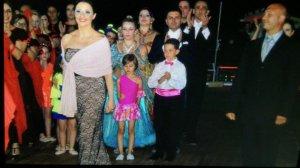 Catanzaro – Saggio di fine anno della scuola di ballo Lady Mary