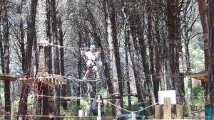 Compie un anno il parco avventura di Lamezia Terme