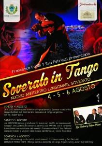 """Il 4, 5 e 6 Agosto """"Soverato in Tango"""""""