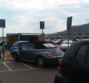 Nota della Cisal sul servizio di ristorazione nel parcheggio della Cittadella