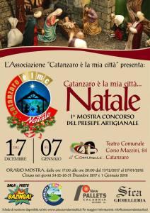 Presepi artigianali in concorso a Catanzaro