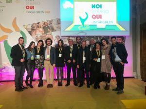 Premio all'innovazione Oscar Green 2017, ottime affermazioni di due giovani imprese agricole calabresi