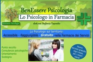 Lo Psicologo in Farmacia: primo trimestre di sperimentazione nella provincia di Catanzaro