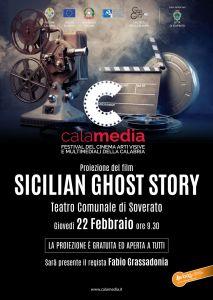 """Al Teatro Comunale di Soverato """"Sicilian Ghost Story"""""""