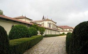 Maltempo – Albero cade sul tetto della Certosa di Serra San Bruno
