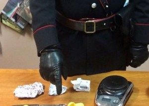 Circolava con la cocaina in auto, arrestato l'ex sindaco di Badolato