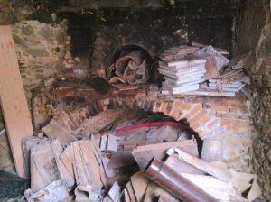 Sospesa la demolizione del più antico forno di Soverato Superiore