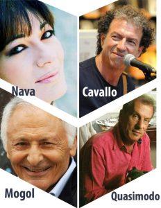 «Il Federiciano» 10: in giuria Mogol, Mariella Nava, Mimmo Cavallo e Alessandro Quasimodo