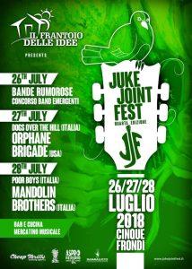 """Musica – Presentata la quarta edizione del """"Juke Joint Festival"""" di Cinquefrondi"""
