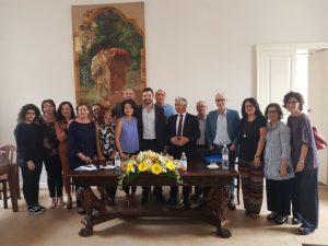 IIS Majorana Girifalco, incontro con Alberto Matano giornalista di Rai 1
