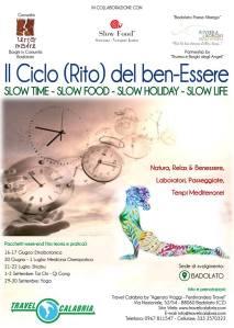 """Al via """"Il Ciclo (rito) del Ben-Essere"""", primo incontro il 16 giugno a Badolato"""