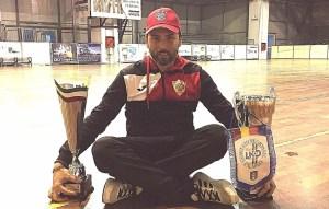 Marco Antonio Vitale si dimette da allenatore del Club Quadrifoglio Soverato