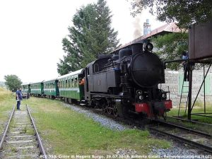 Treno della Sila – Itinerari dell'acqua: un nuovo grande successo