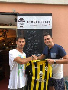 Calcio a 5 – Domenico Chiaravalloti nuovo giocatore del Club Quadrifoglio Soverato