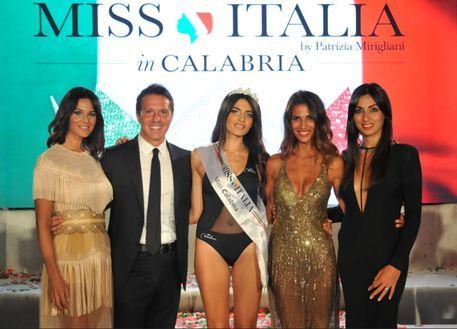 Miss Calabria Sara Fasano