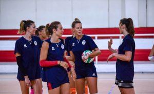 Volley Soverato – Prosegue la preparazione, i numeri di maglia della nuova stagione
