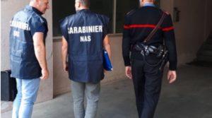 Precarie condizioni igienico sanitarie, i Nas sequestrano tre centri estetici