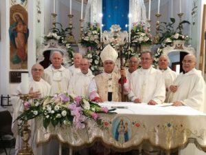 Oggi a Torre di Ruggiero il rinnovo del patto d'amore con la Vergine Maria delle Grazie