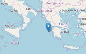 Forte scossa di terremoto in Grecia, allerta tsunami in Calabria
