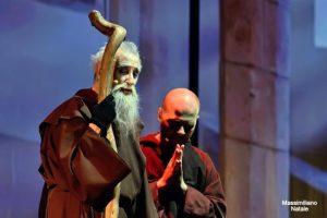 Deceduto l'attore Renato Campese, il San Francesco dell'Opera Musical Francesco de Paula