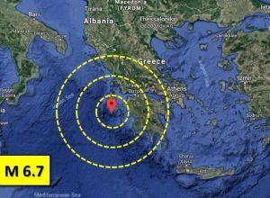 Terremoto in Grecia, piccolo tsunami di dieci centimetri in Calabria