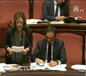 """Voto di scambio – Silvia Vono: """"Il politico che accetta voti mafiosi è egli stesso mafioso"""""""