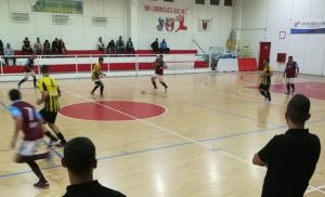 Calcio a 5 – Il Club Quadrifoglio Soverato batte la Rosarnese 10 a 3