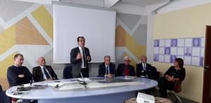 """""""Lascio una Provincia solida e unita, che ha saputo dare voce e servizi ai cittadini"""", il saluto di Enzo Bruno"""