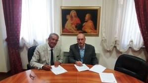Siglato accordo di programma tra Consorzio di Bonifica e il Comune di Montauro