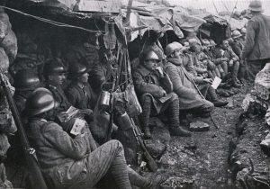 La fine della Grande Guerra