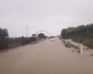 Maltempo – Situazione drammatica in Calabria, piogge torrenziali sulla Jonica