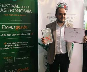 Il Touring Club Italiano premia la Buona Cucina dello chef calabrese Michele Rizzo