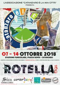 """""""Rotella 100"""" al via la mostra concorso voluta da Catanzaro è la mia città"""